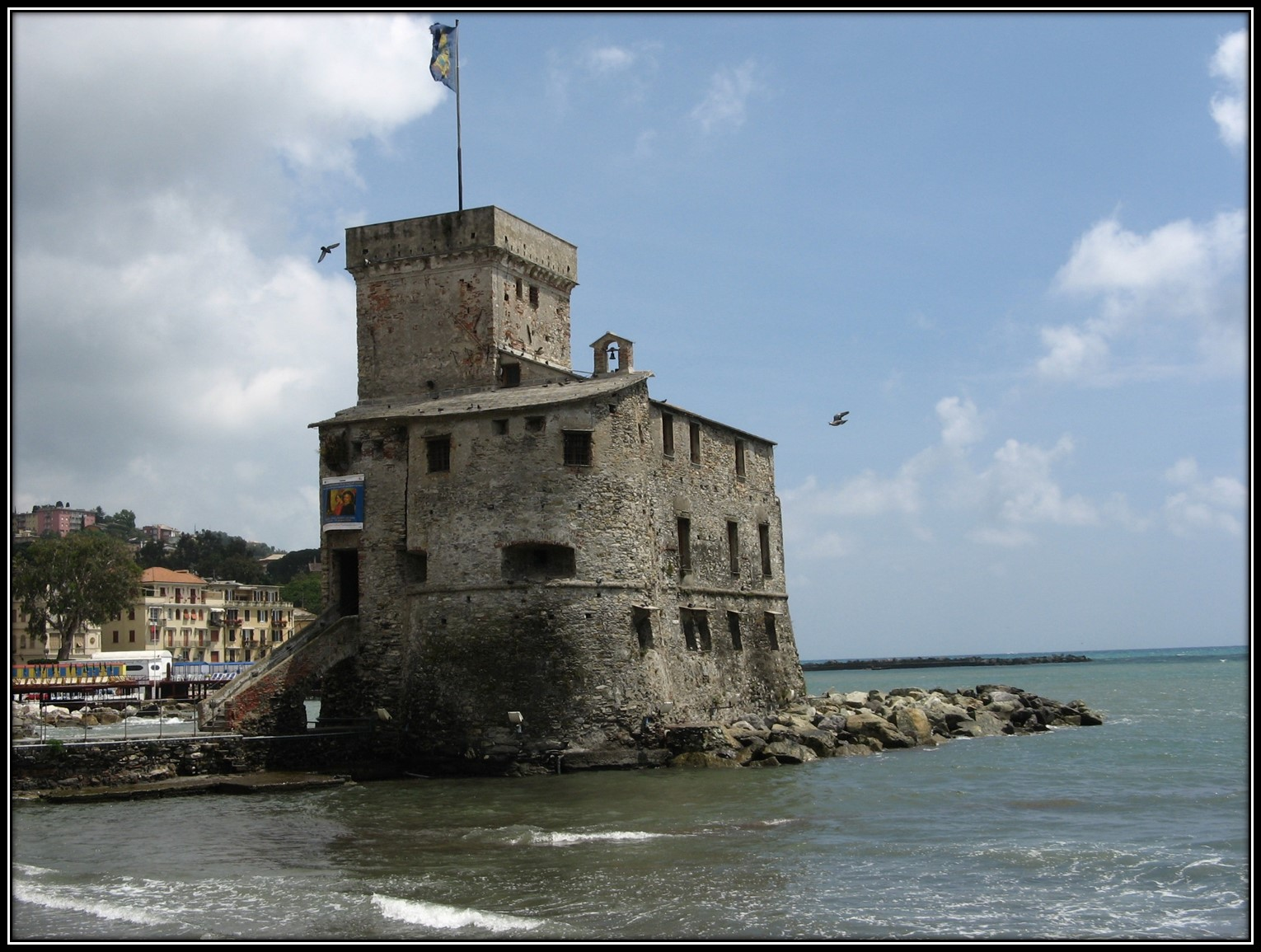 Castle at Rapallo