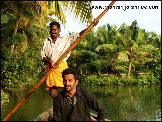 Venice of East – Kollam/Quilon