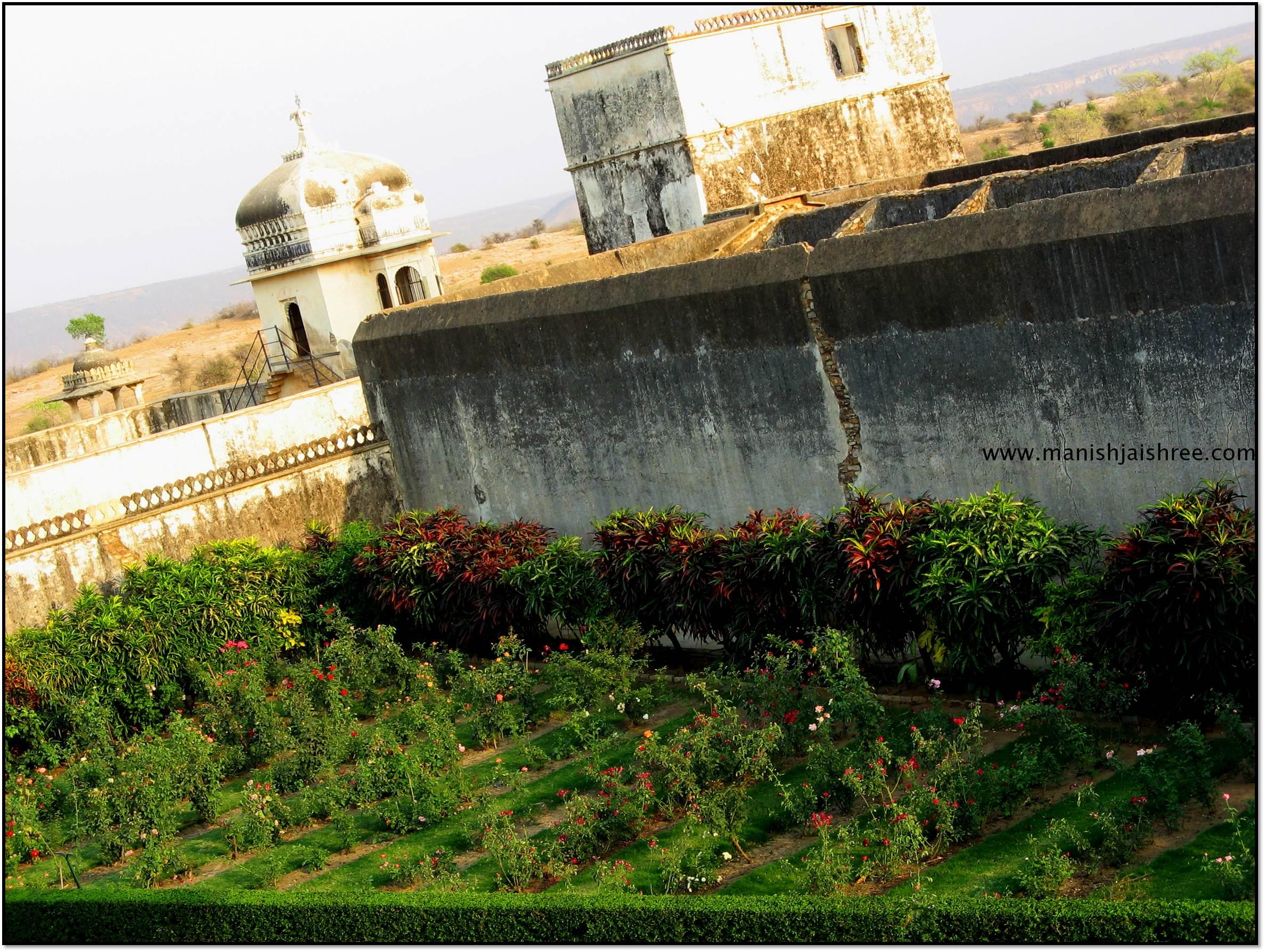 Padmini Palace, Chittorgarh