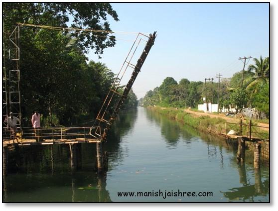 A basicdrawbridge