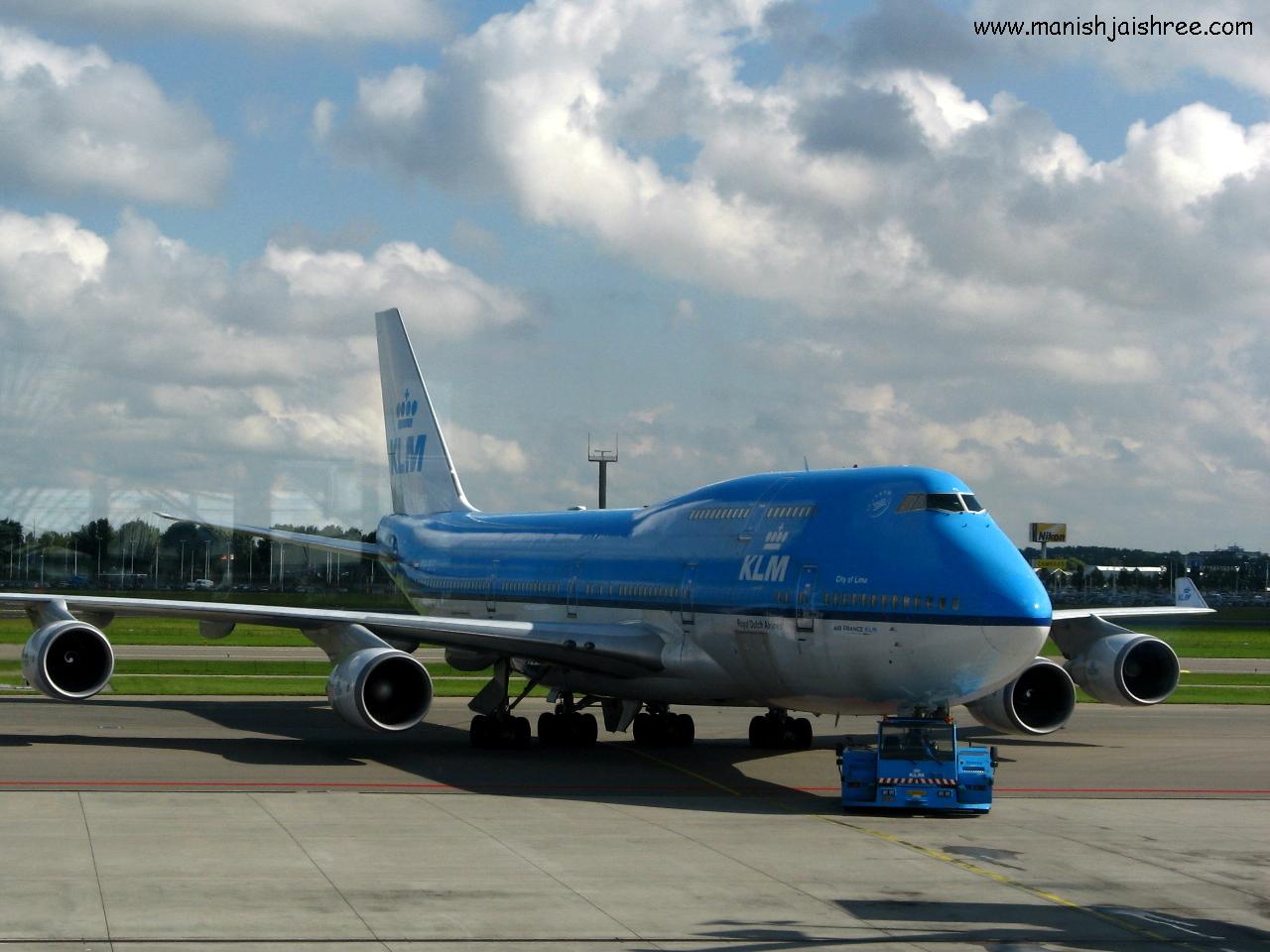 Amsterdam Airport Schipol