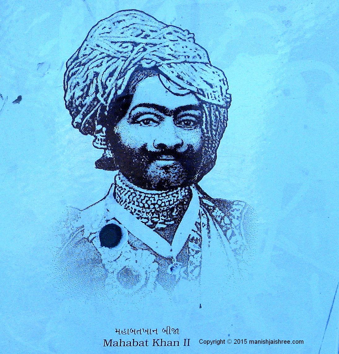 Mahabat Khan II, Junagadh